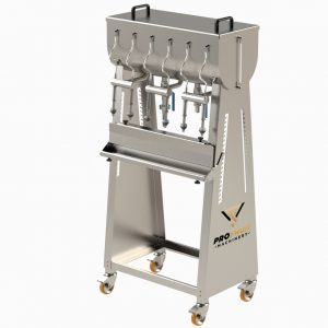 Llenadora de botellas para llenar líquidos